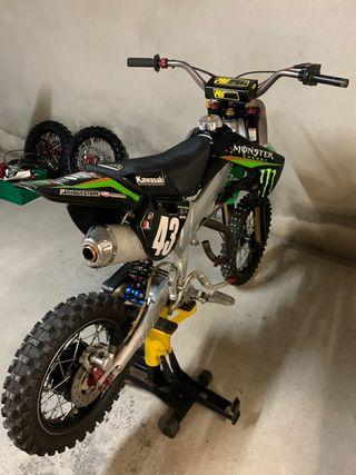 Pit bike bbr