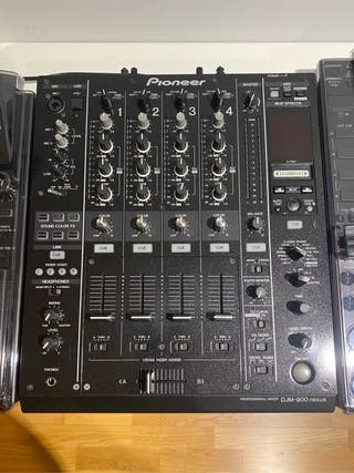 PIONEER DJM 900 NEXUS - IMPECABLE