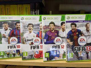 Pack Fifa EASports Xbox 360
