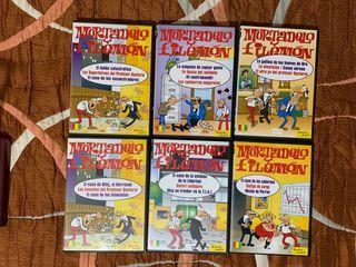 Colección Mortadelo Completa