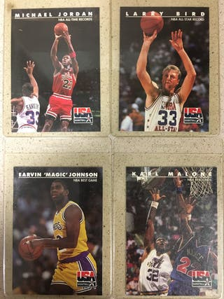 Cromos NBA 1992 Skybox