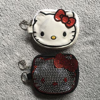 2 Monederos Hello Kitty