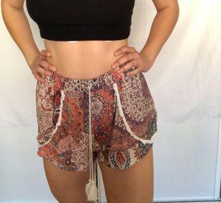Shorts veraniegos