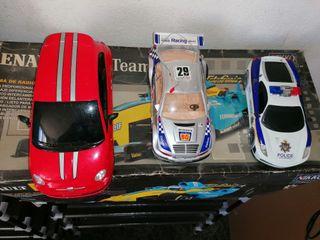 coches teledirigidos para piezas