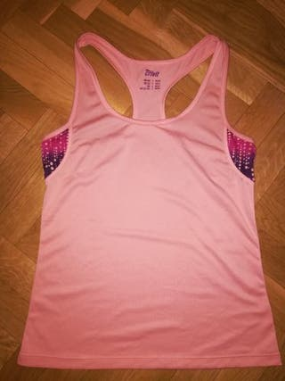 camiseta deportiva talla S (amplia)