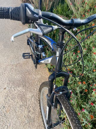 Bicicleta de montaña INDUR mod. 26DSX