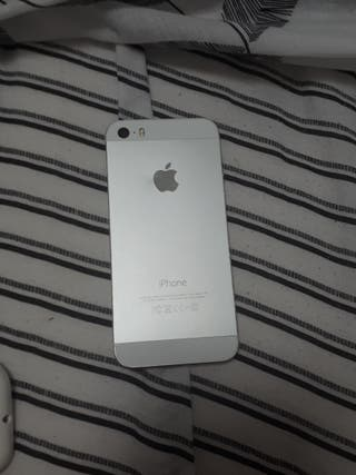 Se vende iPhone 5s de 16 Gb