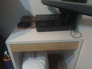 Mesa escritorio Micke. Ikea