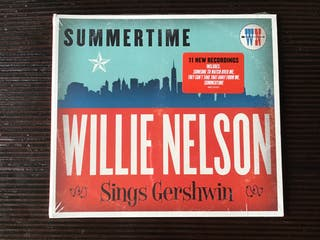 WILLIE NELSON CD SUMMERTIME , NUEVO PRECINTADO