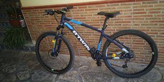 bicicleta rockride 520, talla M