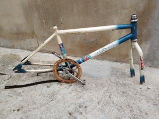 cuadro bici clásica BH California XL2