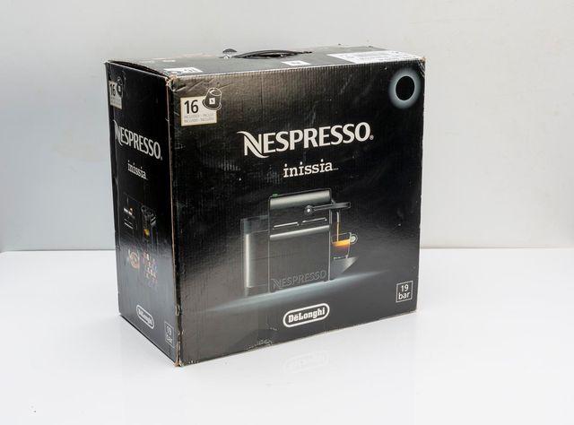 Cafetera Nespresso Inissia DeLonghi