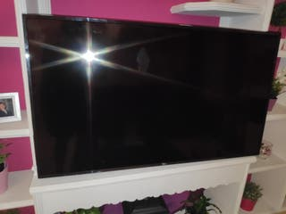"TV LG 55UJ630V 55"" LED IPS UltraHD 4K"