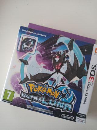 Pokémon Ultraluna Edición Coleccionista -Nuevo-