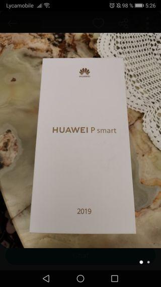 Huawei P smart precintado