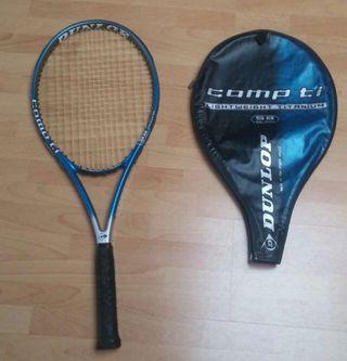Raqueta Tenis Dunlop titanium