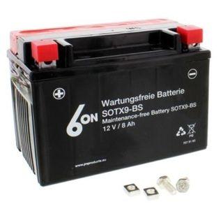 batería para quad atv