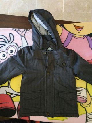 Abrigo / Chaqueta Talla 18 meses - 2 años