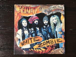 WHITE ZOMBIE CD SINGLE CLEAN