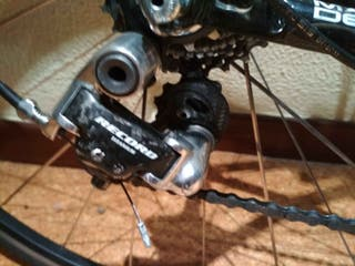 Bicicleta carretera Dynatek Carbono Talla M