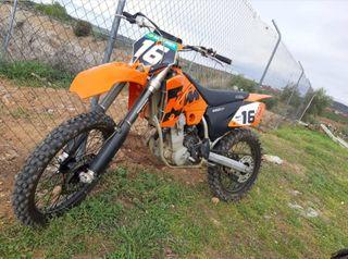 KTM 450cc 4t del 2007