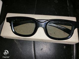 gafas reald 3D