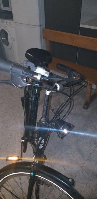 bicicleta holandesa talla m
