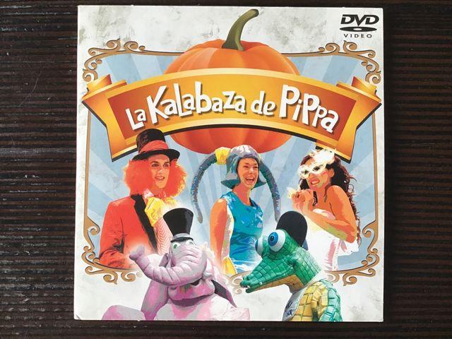 LA KALABAZA DE PIPPA CD SAMPLER CON KARAOKE