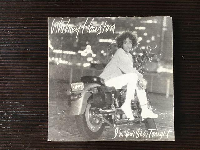 WHITNEY HOUSTON CD I ´M YOUR BABY TONIGHT