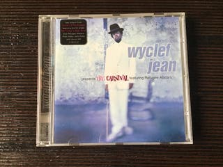 WYCLEF JEAN CD THE CARNIVAL