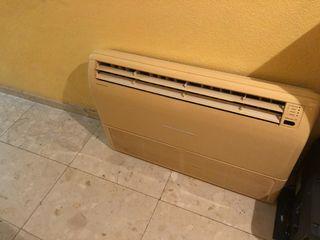 Aire acondicionado + calefacción, 4.500 frigorias