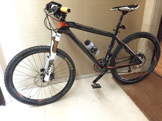 Bicicleta Ktm de montaña