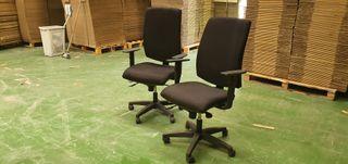 sillas y sillones de oficina.