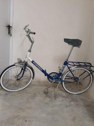 bicicleta mobilete