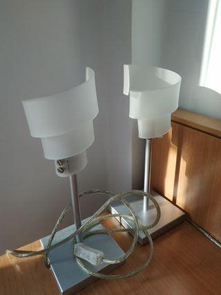 lámparas de mesita