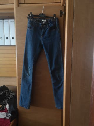 Pantalón Tejano de niña Talla 12