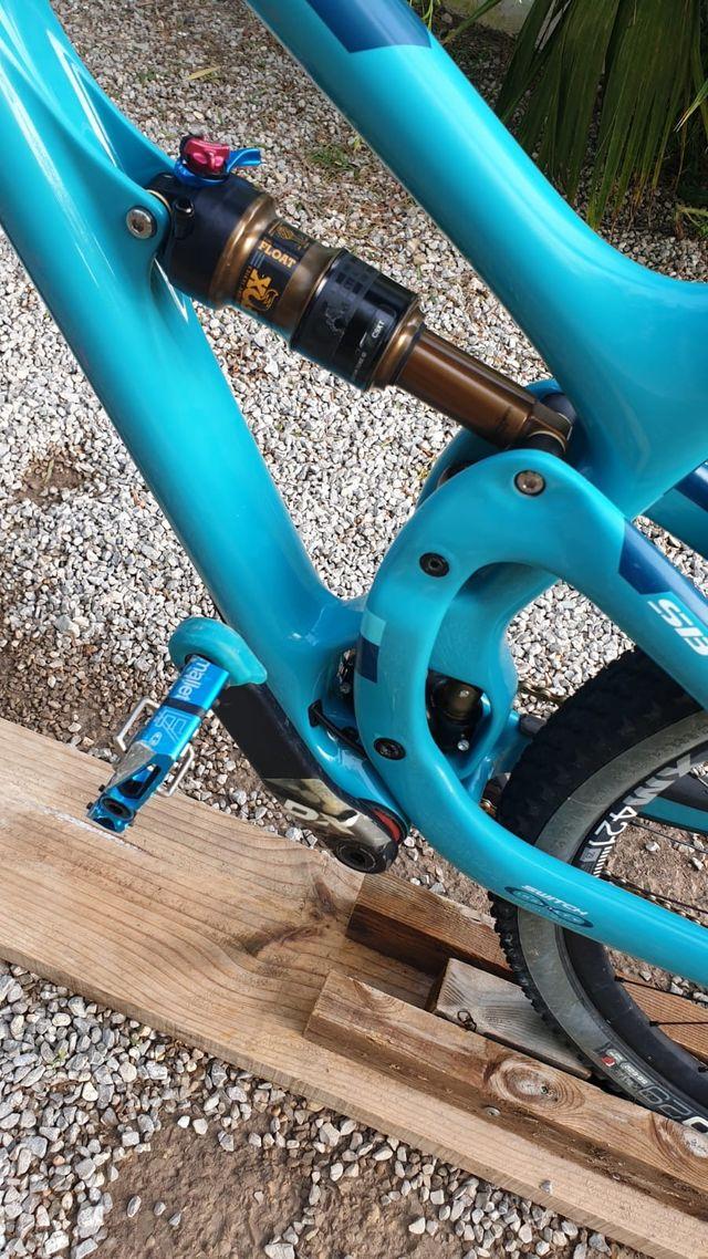 Yeti sb 4,5 torquoise allmountain 29