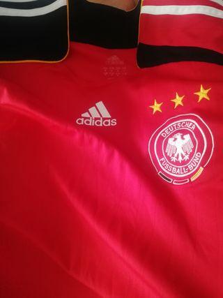 camiseta selección Alemania adidas