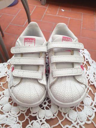 Zapatillas Adidas Niña T.23