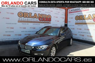 BMW Serie 3 320d Touring xDrive Luxury - Año 2013