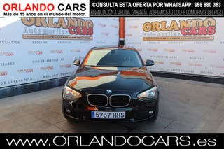 BMW Serie 118d Sport - Año 2012