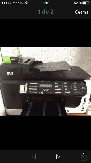 URGE Impresora multifuncion hp pro color