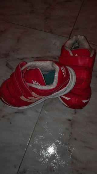 zapatillas adidas niña n27