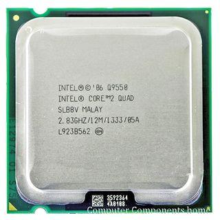 Intel core 2quad Q9550