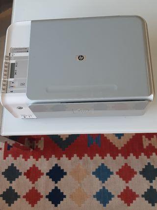 Regalo impresora HP C3180.