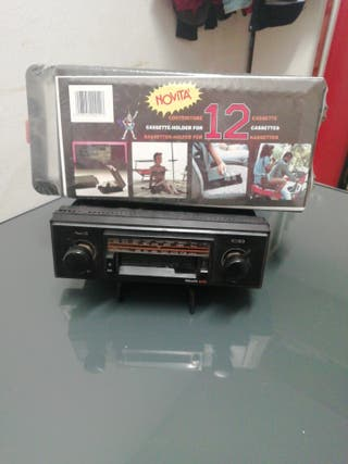 radio casete antiguo Philips