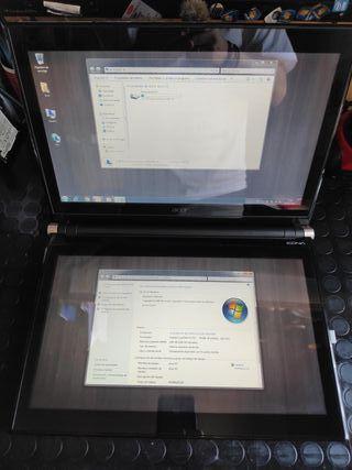 Ordenador Acer Doble Pantalla Táctil