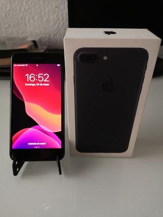 IPHONE 7 PLUS DE 128 GB CON CARGADOR ORIGINAL