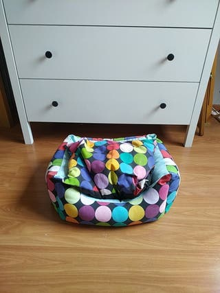 cama de gato o perro pequeño 47x42