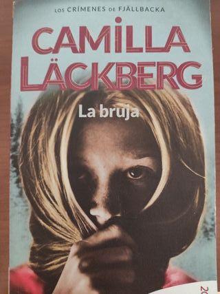 la bruja, de Camilla Lackberg